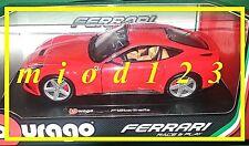 1/24 - FERRARI F12berlinetta  2012 - Die-cast Burago [ code 18-26007 Bburago ]