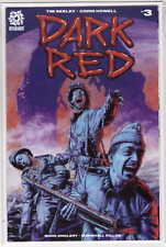 🔥 DARK RED #3 Aaron Campbell Cover A Aftershock Comics 1st First Print NM 🔥