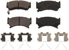Disc Brake Pad Set-GSE Front Bendix D668