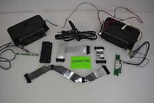 AQUOS LC-70UE30U Small Parts Repair Kit SPEAKERS;POWER CORD;CONTROLS;LVDS CABLES