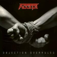 Accept - Objection Overruled LP #132360