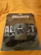 Call of Duty Black Ops T-Shirt Size Small New