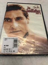 Godfather Part Ii (Dvd, 2008, The Coppola Restoration) New