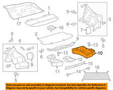 Scion TOYOTA OEM 11-16 tC Interior-Rear-Storage Box Right 6499521040B0