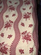 Amazing Brunschwig&Fils Custom Pinch Pleat Double Lined Drapes,Rose&Ivory Must C