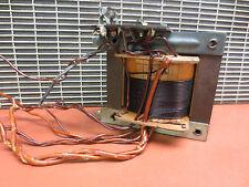 Power Transformer tubos amplificadores Tube amp 2x 6,3v 2x 330v