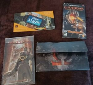 God of War Chains of Olympus: Battle of Attica Special Edition - Demo & Pendant