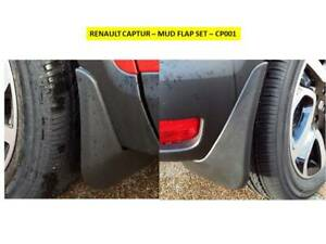 CAPTUR MK1 (2013 - 2019) MUD FLAP SET AFTERMARKET SET - CP001