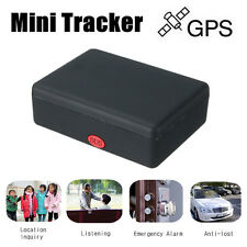 Mini Global Locator Real Time Car Kids A8 GSM GPRS GPS Tracker Tracking Device
