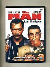 THE MAN - LA TALPA # Eagle Pictures  DVD-Video  2007