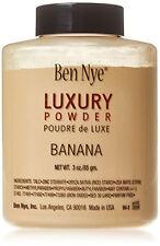 Ben Nye Banana Luxury Powder 3 oz BV Bottle Face Makeup Kim Kardashian Authentic