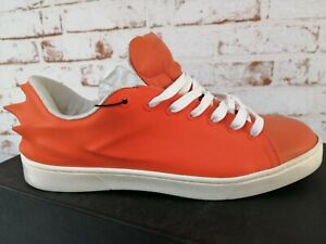 PUMA Men TRAINERS by Hussein Chalayan Red Mandarine