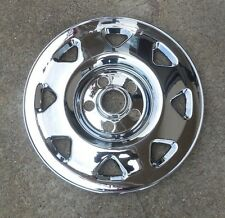 "15"" One (1) Chrome Skin 1997-2001 Honda CR-V 8 spoke 15"" Steel Rim Wheel"
