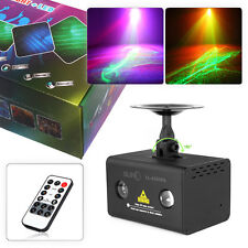 SUNY Laser proiettore LED Luci Effetti RGB Disco Stage lighting Per Xmas Party