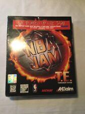 NBA JAM TOURNAMENT EDITION BIG BOX PC CD-ROM (Read)
