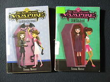 My Sister The Vampire: Switched and Vampalicious - Incl. Shipping!!