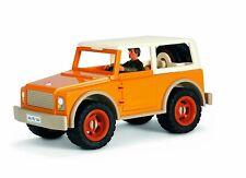 Geländewagen mit Fahrer - Schleich 42025 - Bauernhof - Farm World - Auto - OVP -