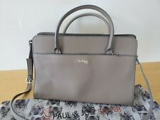 Paul & Joe Handbag - Taupe Color, with Storage Bag