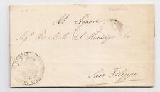 AA991-SICILIA-PERIODO GARIBALDINO-COMM.NE LEVA CAVALLI 1860 PALERMO