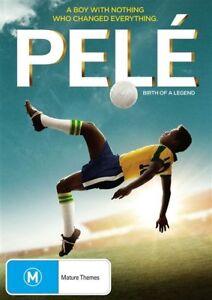 Pele - Birth Of A Legend (DVD, 2016)