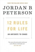 12 Rules for Life : An Antidote to Chaos, Hardcover by Peterson, Jordan B.; D...