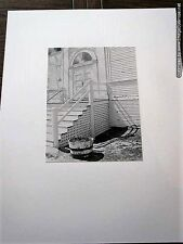 Signed Fred Picker Original Photo Of The Month Club Print. Newbury, Vermont 1994