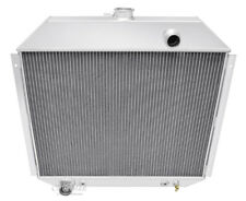 Champion Alum 3 Row Radiator 1977 - 1979 Ford F-100 5.0L 302ci V8, 5.8L 351ci V8