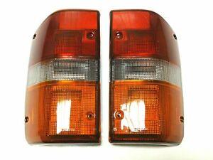 Rear Tail Signal Lights Lamp Set Left+Right fits Nissan Patrol GR Y60 1987-1997