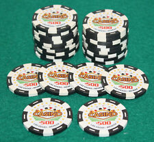 $500 Pro Vegas Casino Chips *Super High Quality* Poker Chip 11.5 Grams (QTY: 25)