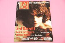 "RARO RIVISTA DISCOGRAFIA LP 7"" EX N° 140 SYD BARRETT ROKES AMEDEO MINGHI ......"