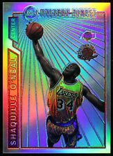 1996-97 Topps Mystery Finest Bordered Refractor #M12 Shaquille O'Neal, mint