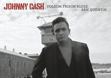 Reproduction Johnny Cash Poster, Folsom Prison, Home Wall Art