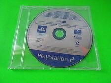 PS2 (60GB PS3) - JURASSIC PARK OPERATION GENESIS - PROMO DISC - NEAR MINT