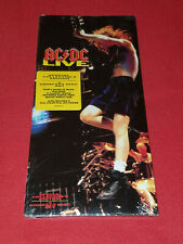 AC/DC LIVE 1992 S/S 2 CD Sp.Collectors Edition LONGBOX w/Poster & Yellow Sticker