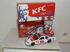 1:24 #81 Dale EARNHARDT JR. KFC 2004 CHEVY MONTE CARLO 1/24,828 1/24 ACTION