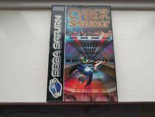 Cyber Speedway - PAL - Sega Saturn - Tested -  Complete - FREE POST UK