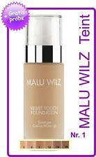 """Malu Wilz """"Teint"""" Velvet Touch Foundation Nr. 01"""