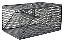 Metal Heavy Duty For Crawfish Eazy Bait Fish Cage Cast Net Trap Fishing Traps