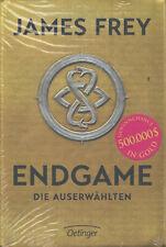 Endgame Die Auserwählten James Frey BUCH NEU gebundene Ausgabe