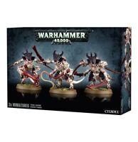 Tyranids Warriors - Warhammer 40k - Brand New! 51-18