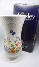 Aynsley Cottage Garden Sovereign Vase 21 cm Boxed Fine Bone China British