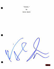 GFA Clerks * KEVIN SMITH & JASON MEWES * Signed Full Movie Script PROOF COA