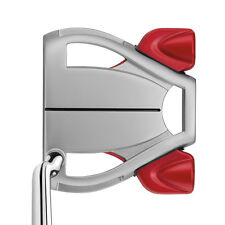 """New TaylorMade Spider Tour Platinum 35"""" Putter 35 inch Lined Putter"""