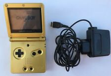 Gameboy Advance SP - Version ZELDA + Cargador - Limpiada