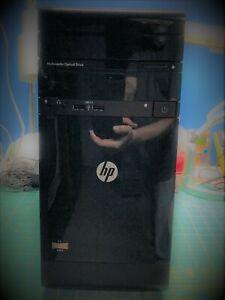 HP p2-1343w Desktop PC 250Gb HDD  AMD Fusion E2-1800 1.7Ghz 6Gb RAM WIN 10 PRO