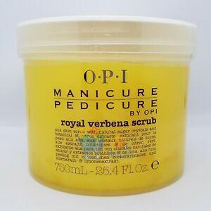 OPI - Manicure - Pedicure | Royal Vebena Scrub 750mL / 25.4 fl oz