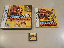 Fossil Fighters Nintendo DS/NDS Game COMPLETE w/ Manual AUTHENTIC/TESTED 2DS/3DS