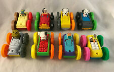 8 Vintage Disney 101 Dalmatians The Series McDonalds Happy Meal Mobile Figures