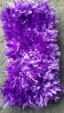 Hand knitted Mobile phone sock/cover/case Light Purple