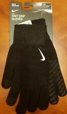 Nike Knit Grip Gloves, Touch Screen Compatible, Size L/XL, BNWT